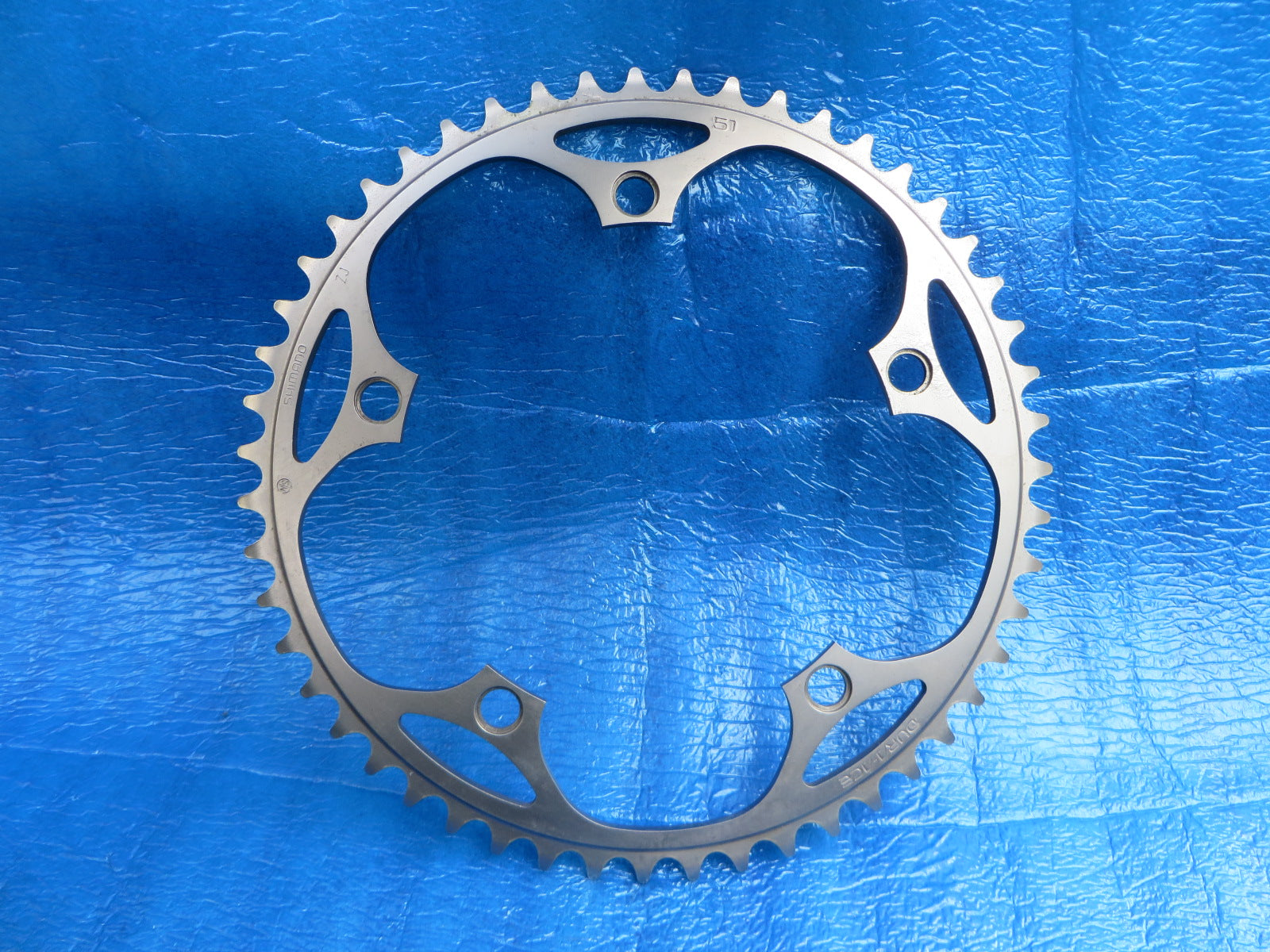 "Shimano Dura Ace FC-7710 1/8"" 144BCD NJS Chainring 51T (19051643)"