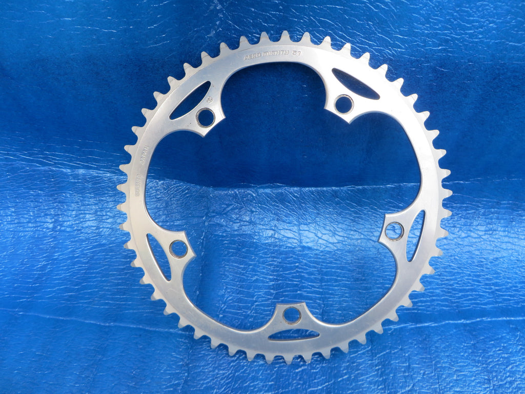 "Sugino Aero Mighty 1/8"" 144BCD NJS Chainring 51T (19051904)"