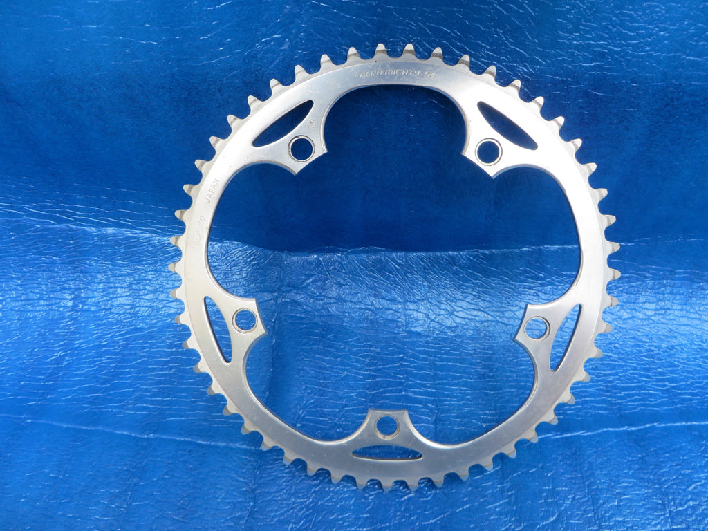 "Sugino Aero Mighty 1/8"" 144BCD NJS Chainring 51T (19051905)"