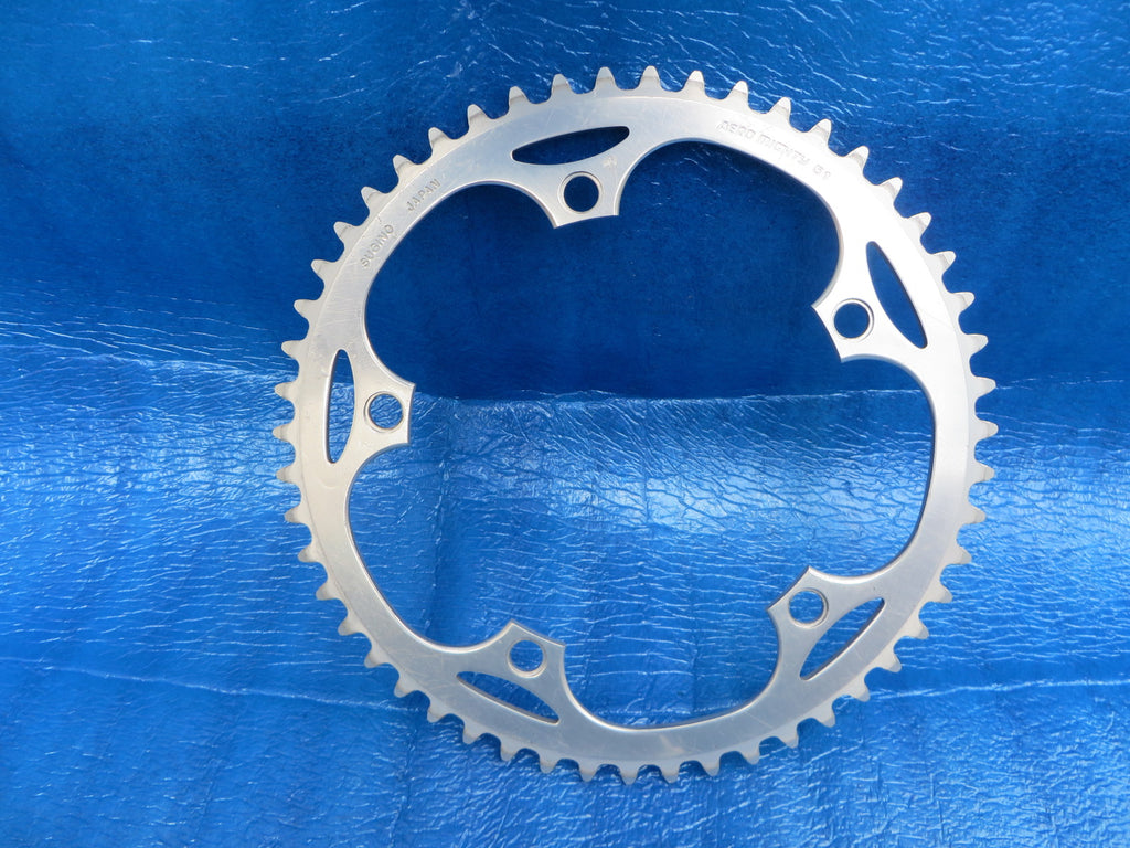 "Sugino Aero Mighty 1/8"" 144BCD NJS Chainring 51T (19051906)"