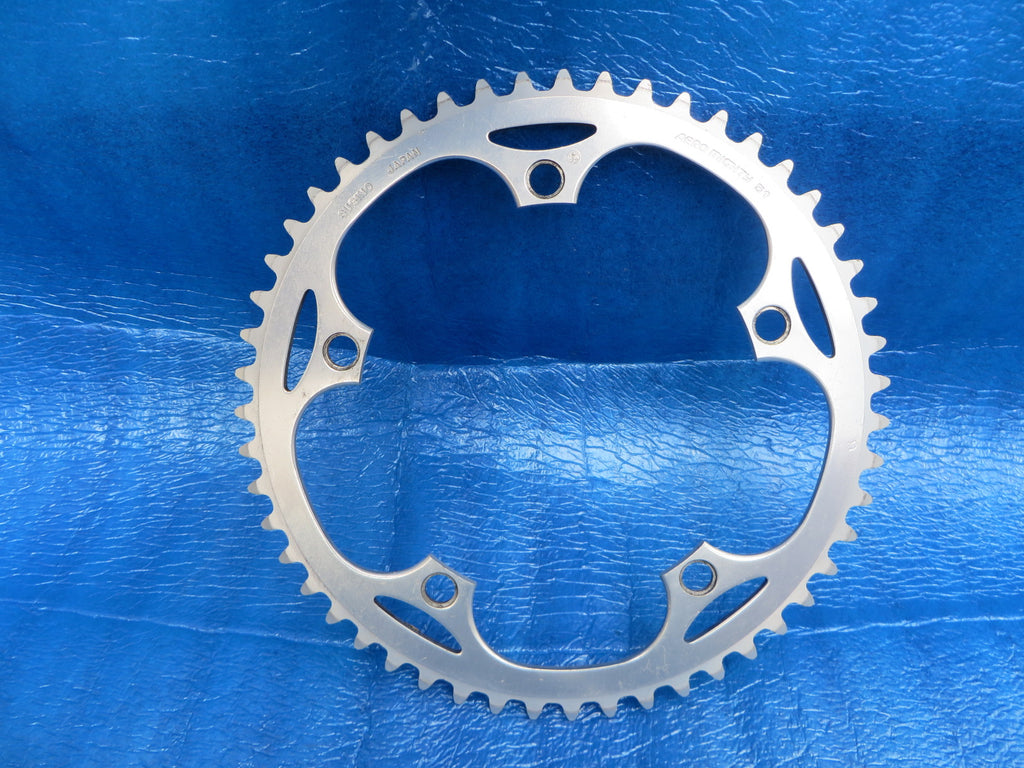 "Sugino Aero Mighty 1/8"" 144BCD NJS Chainring 51T (19051908)"