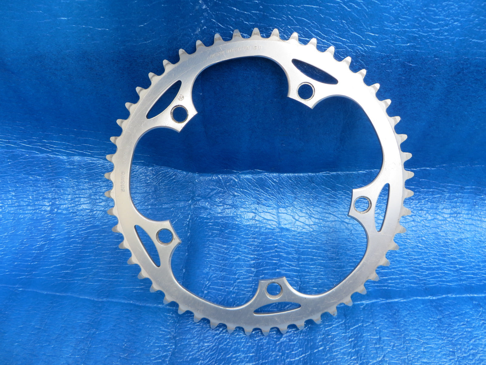 "Sugino Aero Mighty 1/8"" 144BCD NJS Chainring 51T (19051909)"