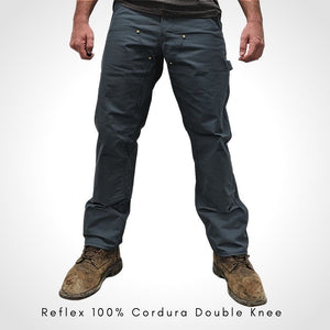 Men's work pants, union made in Canada