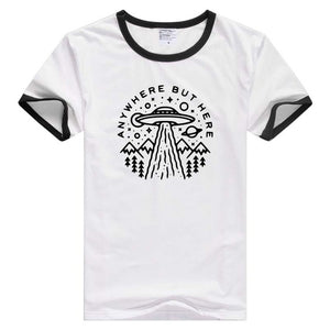 Anywhere but Here UFO T-Shirt