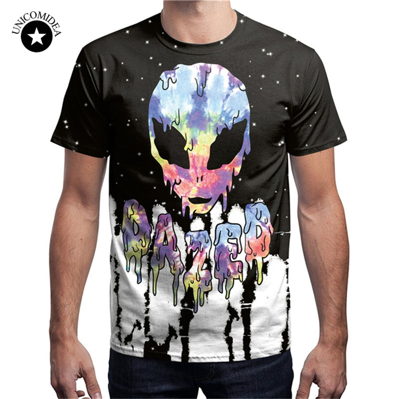 It's an Alien Galaxy T-Shirt