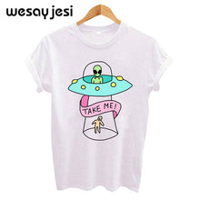 Load image into Gallery viewer, Take Me! Harajuku Short Sleeve T-Shirt
