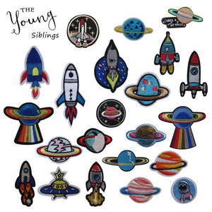 Cool NASA Patches