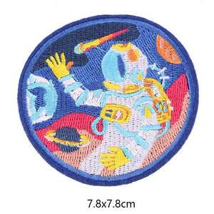 Intergalactic Patch