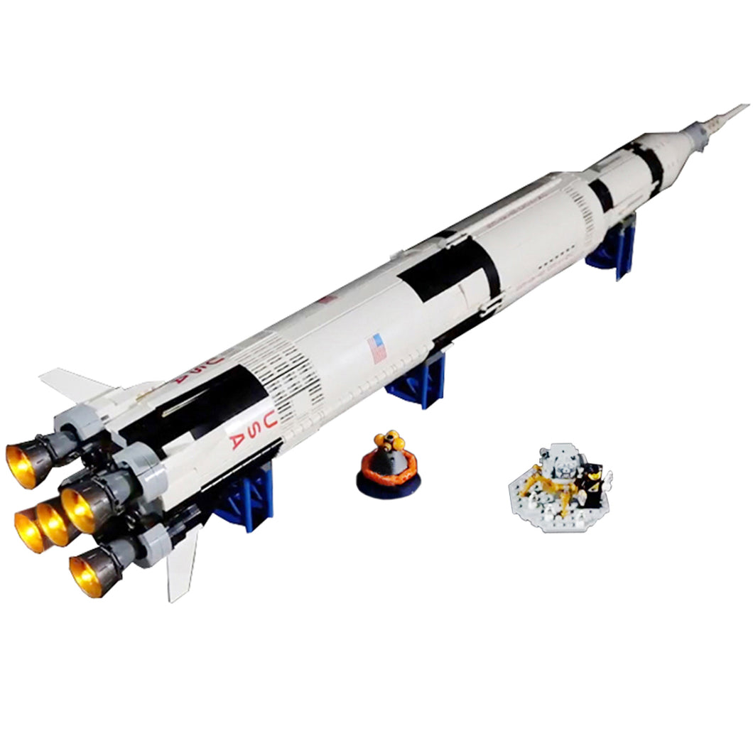 NASA Apollo Saturn V Spae Ship Kit