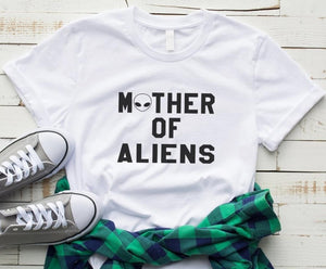 Mother of Aliens T-Shirt