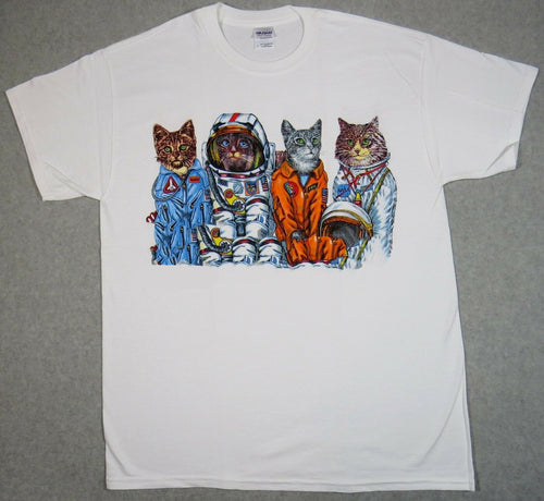 We NASA Cats T-Shirt's Limited Edition