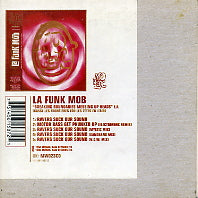 LA FUNK MOB - Breaking Boundaries Messing Up Heads E.P. (Casse Les Frontieres Fou Les Tetes En L'Air)