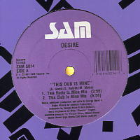 DESIRE - This Dub Is Mine