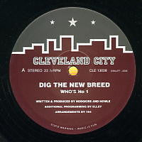 DIG THE NEW BREED - Who's No. 1 / 4321