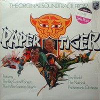 ROY BUDD - Paper Tiger (Original Motion Picture Soundtrack)