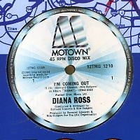 DIANA ROSS - I'm Coming Out / Give Up