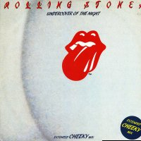 THE ROLLING STONES - Undercover Of The Night (Dub Version) / Feel On Baby (Instrumental Dub)