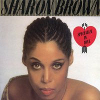 SHARON BROWN - Specialize In Love