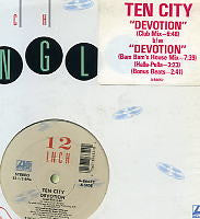 TEN CITY - Devotion