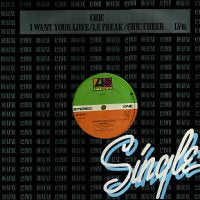 CHIC - I Want Your Love (Remix) / Le Freak / Chic Cheer
