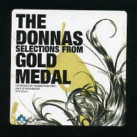 THE DONNAS - Selections From Gold Medal