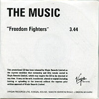 THE MUSIC - Freedom Fighters