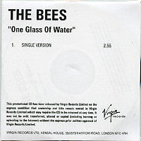 THE BEES - One Glass Of Water