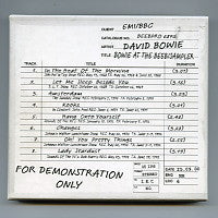 DAVID BOWIE - Bowie At The Beeb / Sampler
