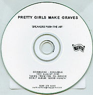 PRETTY GIRLS MAKE GRAVES - Speakers Push The Air