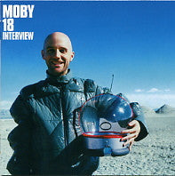 MOBY - 18 Interview