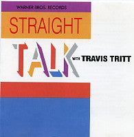 TRAVIS TRITT - Straight Talk with Travis Tritt