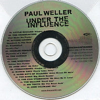 VARIOUS - Under The Influence (Selected By Paul Weller)