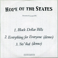 HOPE OF THE STATES - Black Dollar Bills