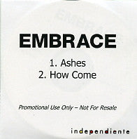 EMBRACE - Ashes