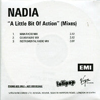 NADIA - A Little Bit Of Action
