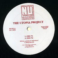 UTOPIA PROJECT - File #1, #2, #3, & #4