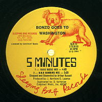 BONZO GOES TO WASHINGTON - 5 Minutes