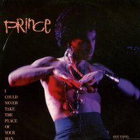 PRINCE - I Could Never Take The Place Of Your Man / Hot Thing