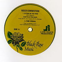 RISCO CONNECTION - Sitting In The Park / Park Version / Risco Music / Stopping Version