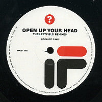 IF? - Open Up Your Head