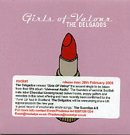 DELGADOS - Girls Of Valour