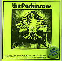 THE PARKINSONS - Bad Girl