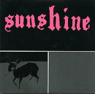 SUNSHINE - Victim Is Another Name For Lover