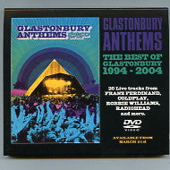 VARIOUS - Glastonbury Anthems