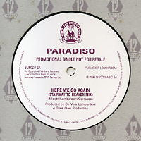 PARADISO - Here We Go Again
