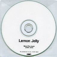 LEMON JELLY - Make Things Right