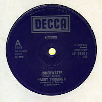 HARRY THUMAN - Underwater / American Express