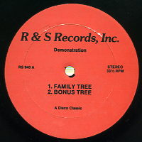 FAMILY TREE / CROWN HEIGHTS AFFAIR - Family Tree / You Gave Me Love