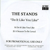 THE STANDS - Do It Like You Like