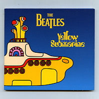 THE BEATLES - Yellow Submarine Songtrack Sampler
